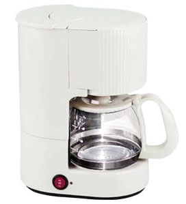 One Cup Coffee Maker For Hotels : Hotel Motel 4-CUP COFFEE MAKER, 1 hour auto shut-off, pause and serve, flavor seal lid to ...
