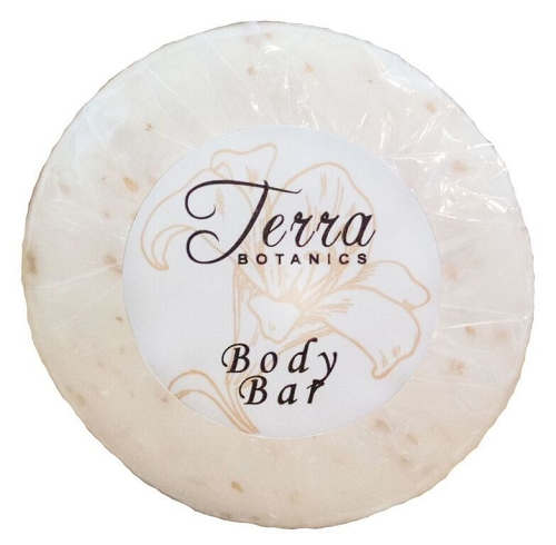 HOTEL Terra Botanics Facial Soap, Pleatted wrapped, 15 gm./.53oz. With Organic Honey And Aloe Vera (Case of 700) starting at $64.30 cs
