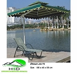 Beach/Pool Chair A8-78: Rattan Table/Chairs, outdoor products synthetic durable, all-weather, maintenance free