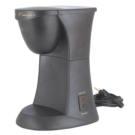 K Cup Coffee Maker For Rv : Single Serve / One Cup Coffee Maker/Brewer, with auto off brew cycles.