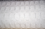 JAIPUR  RINGSPUN BIG HONEYCOMB BLANKET, 100% Cotton Hotel Blanket, White Full 80