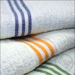 OXFORD-Ribbed Style Hotel/Resort Pool Towel, 100% Cotton, 30x60