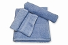 Solid Blue Color Ring Spun Cotton Pool Towel - 30x60