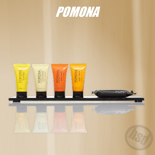 Pomona Spa/Hotel Body Lotion 22 ml Tube with FLIP-TOP Cap, Case Of 300 (low as $0.206 each)