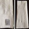Closeout-Discontinued Items - Hotel-Motel - HAND TOWELS, Color-WHITE, 16