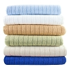 100% Soft Cozy Warm Premium Cotton All Seasons Blanket– (6 Solid Colors)  Twin 66x90
