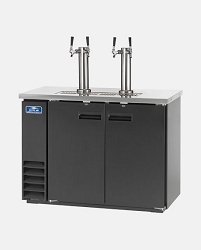 ARCTIC AIR: ADD48R-2: DIRECT DRAW BEER REFRIGERATOR - TWO DOOR - 48