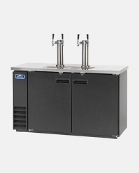 ARCTIC AIR: ADD60R-2: DIRECT DRAW BEER REFRIGERATOR - TWO DOOR - 60