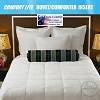 COMFORT-LITE, White Down Alternative Hotel Duvet/Comforter, T210 Cotton, Washable, Medium Fill, TWIN (low as $34.16)