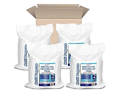 GERMISEPT Multipurpose Gym & Wellness Center Cleaning Wipes (Total: 3200 Wipes = 800 Wipes/Roll X 4 Rolls/Case)