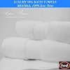Hotel-Casino Luxury Bath Towel, Miasma 100% Zero twist Combed Cotton, 27 x 54