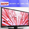 SANYO Refurbished FW55D25FB 720p 120Hz Class LED HDTV 32