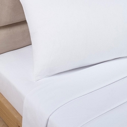 HSD AMERICLASSIC, 180 Thread count, No-iron, Hotel-Motel STANDARD PILLOW CASES, 42x34