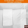 ECONOMY LINE - HEALTHCARE MUSLIN T-130 DRAW SHEETS 54