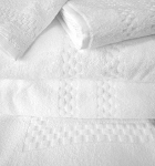 Oxford ViceRoy SPA 100% Combed Cotton Cotton Bath Sheet, 35x70