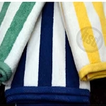 Cabana Pool Towel Stripe 4