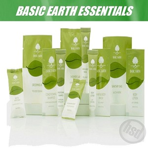 BASIC EARTH ESSENTIALS Spa/Hotel Hand & Body Lotion - 22ml Tube w/FLIP-TOP CAP, Case of 300 (low as $0.205 each)