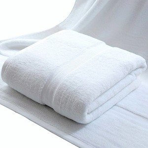 "Closeout-Discontinued Items - Hotel-Motel - BATH SHEET-POOL TOWEL, Color-WHITE, 35"" x 70"", 20.0 lbs/dz, Price per Dozen (Low as $74.23)"