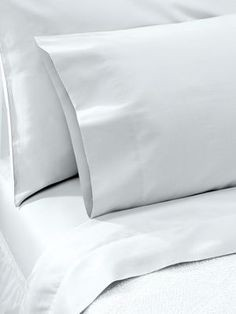 "HSD PREMIUM PLAIN WEAVE SATIN HOTEL Bed Sheets - 250 Tc, 60% Cotton/40% Polyester, WHITE-Queen Flat XL, 90x120"",  price per dozen (Low as $ 150.08 dz)"