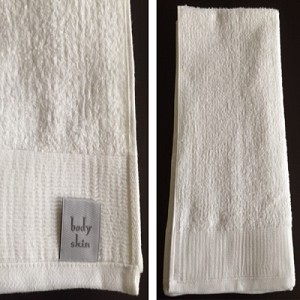 "Closeout-Discontinued Items - Hotel-Motel - HAND TOWELS, Color-WHITE, 16"" x 30"", 4.50 lbs/dz"