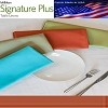 "NEW Milliken Signature Plus Table Napkins, 100% Spun Milliken Polyester, 21"" x 21"", Case of 12 each (low as $ 1.43 ea) CAYENNE"
